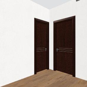 Flat roof 2019 Draft II Interior Design Render