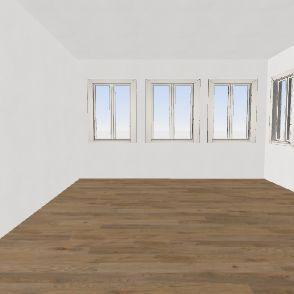 Bramley - Basement Interior Design Render