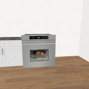 Kitchen 3  Interior Design Render