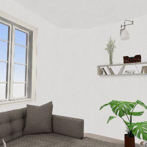 the block Interior Design Render