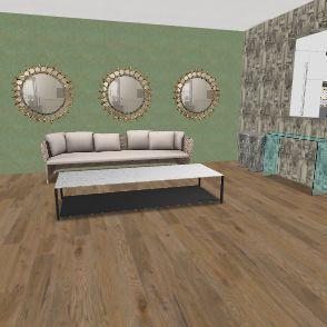 the 4 hosts Interior Design Render