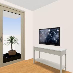 piso_cocina_abierta Interior Design Render