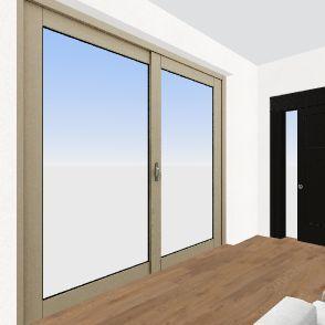 Ermentão - Planta R/Chão (WC) Interior Design Render