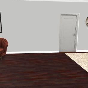 Bennet House Interior Design Render