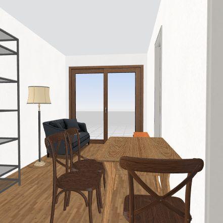 angler Interior Design Render