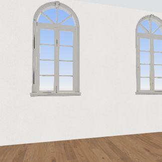 doom room Interior Design Render