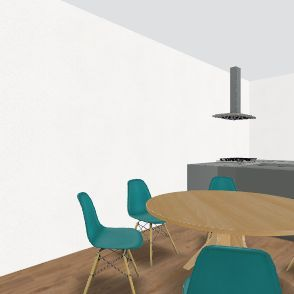 NQR - Narrow L2 (111,5m²) Interior Design Render