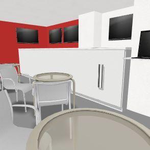 San Juan  Interior Design Render