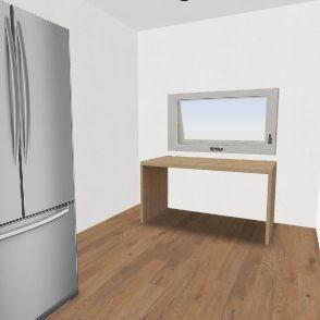 Appartement. Interior Design Render