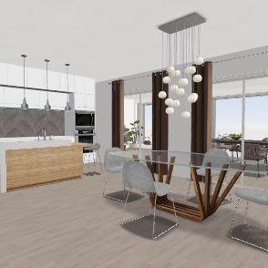 interni 2018 Interior Design Render