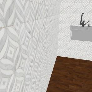 kalia's desgin  Interior Design Render