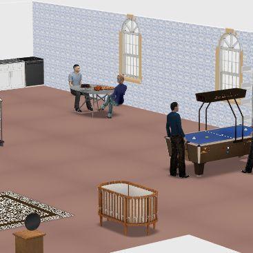 evvela Interior Design Render