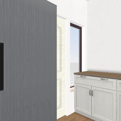 Kitchen Design #1 Interior Design Render