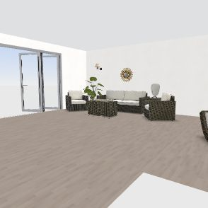 terrazza Interior Design Render