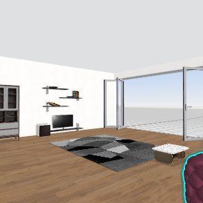 rebecca campbell  Interior Design Render
