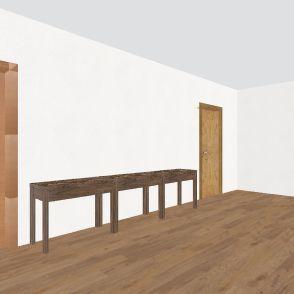 Dream Classroom Interior Design Render