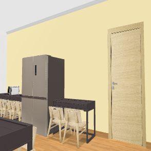 Nuninho Interior Design Render