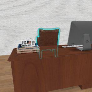 CEO Interior Design Render