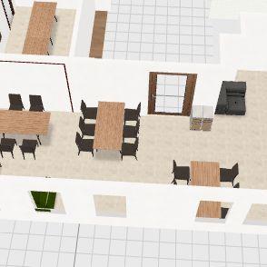 懷寧街6樓-3 Interior Design Render