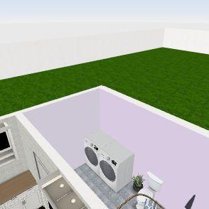 Home Remodel Interior Design Render