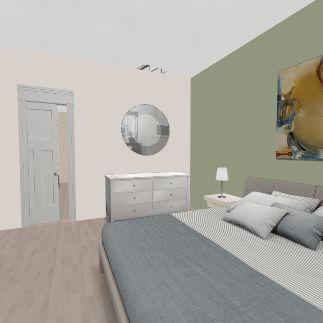 appartamento hp5 Interior Design Render