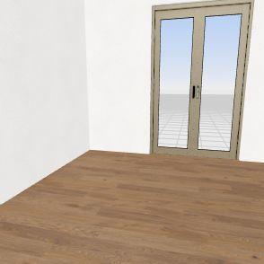 Lejlighed Interior Design Render
