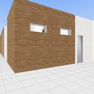 Иволга  со смещением низа Interior Design Render
