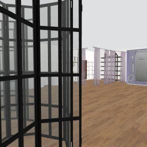Bathroom 3D Interior Design Render