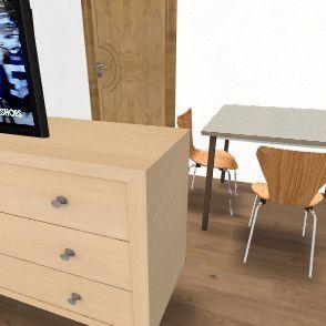 Contenedores2 Interior Design Render