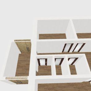 идеальный дом Interior Design Render