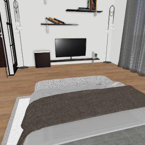 MODERN 1 (KETHY)  Interior Design Render