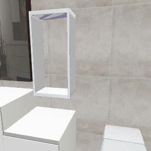 Jeronimo Munhos - Wc 2 Interior Design Render