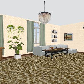 моя работа4 Interior Design Render