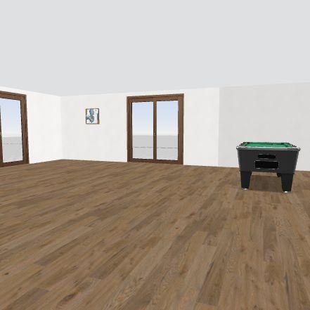 Laurentian 39 main floor Interior Design Render