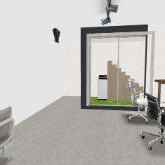 Concepto Económico con locales Interior Design Render