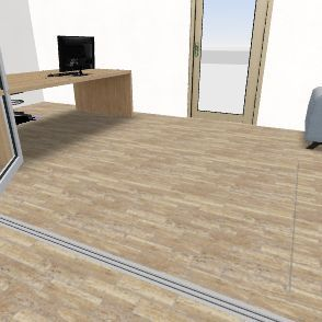 OFICINA BAVARO Interior Design Render