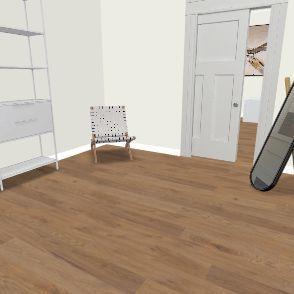 master suite Interior Design Render