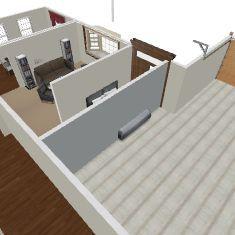 Helm house Interior Design Render