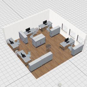 RAKLT v1 Interior Design Render
