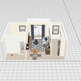 deisng Interior Design Render
