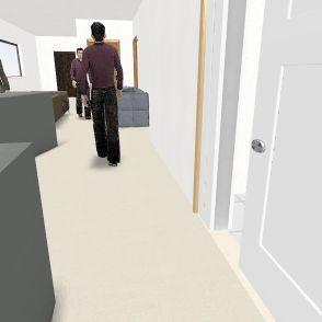 쇠냇가2층lay0804 Interior Design Render