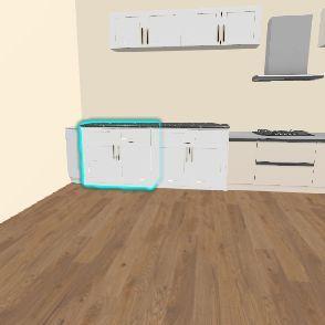 Joey's House Interior Design Render