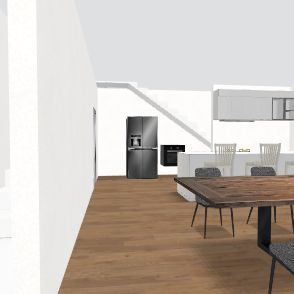 2nd floor Interior Design Render