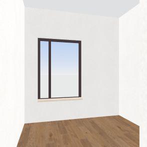quarto de mainha  Interior Design Render