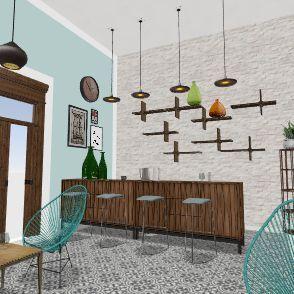 PEBA Interior Design Render