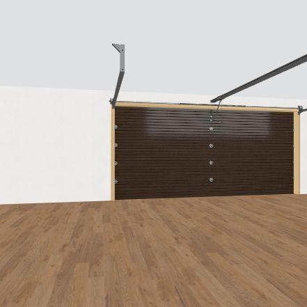 Tin Shed Interior Design Render