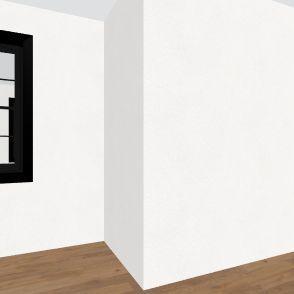 28X66 Cabin v4 Interior Design Render