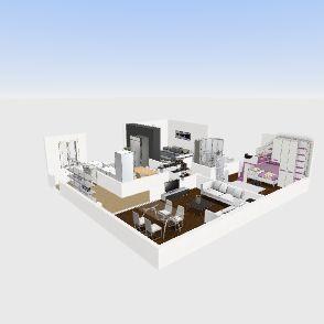 Sherifi Interior Design Render
