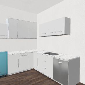original size no walls Interior Design Render