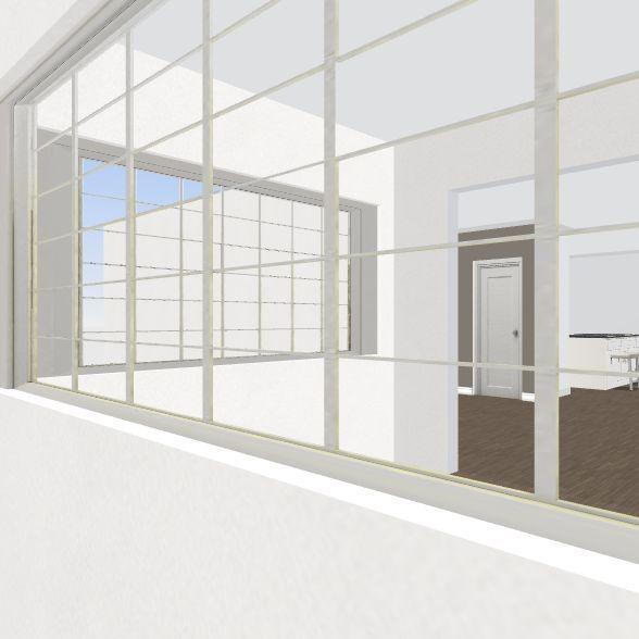 10 stairs 3 BR addt w/existing bkgd Interior Design Render
